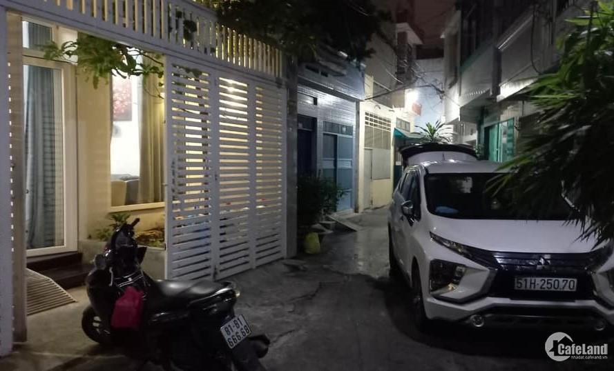 Bán nhà 476 Huỳnh Văn Bánh, 78m2, đang cho thuê, q Phú Nhuận chỉ 7 tỷ 3