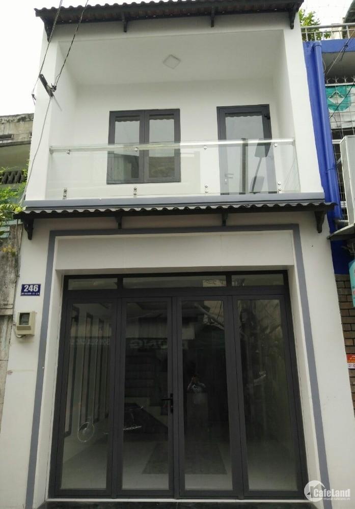 Bán nhà chợ Hồng Lạc 35m2, cách đường lớn 20m, q Tân Bình chỉ 2 tỷ 89