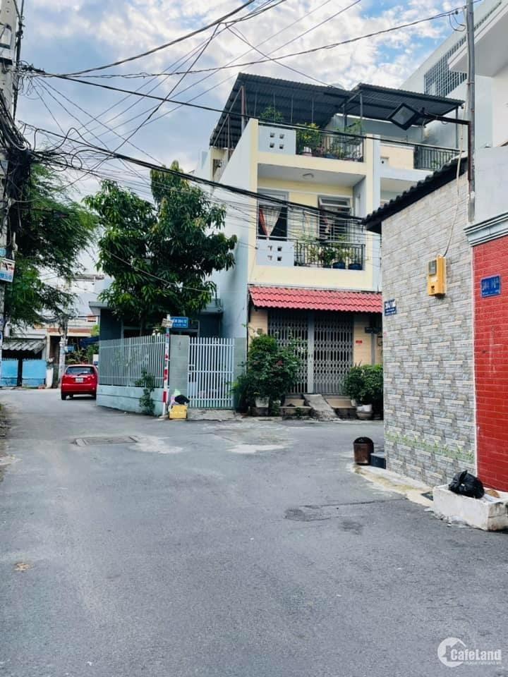 Kẹt tiền bán gấp nhà 98M2 hxh Tân Kỳ Tân Quý, Tân Phú, chỉ 6 tỷ (Tl)