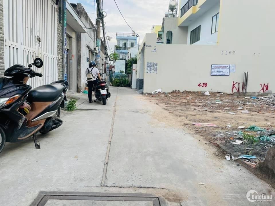 Nhà ngay AEON Tân Phú – hẻm xe hơi – 5,8 x 17 (95m2) – Giá chỉ 6 tỷ
