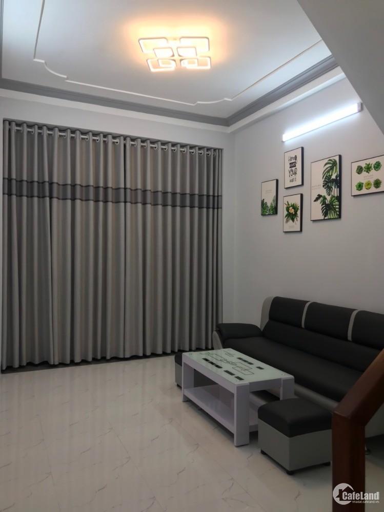 Bán nhà Lê Liễu, P.Tân Quý, 3.4x9m 2T 2PN nhà mới, đẹp 3tỷ55