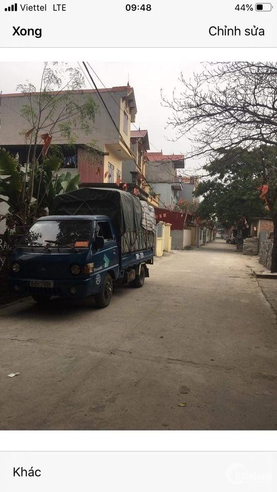 Bán nhà Văn Hội, Cổ Nhuế 2, ôtô đỗ – ngõ thông, 35m2x5T, 3.55 tỷ.