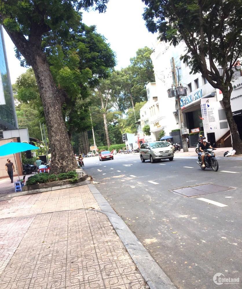 Cho thuê toà nhà Mặt Tiền 14 Trương Định Quận 3
