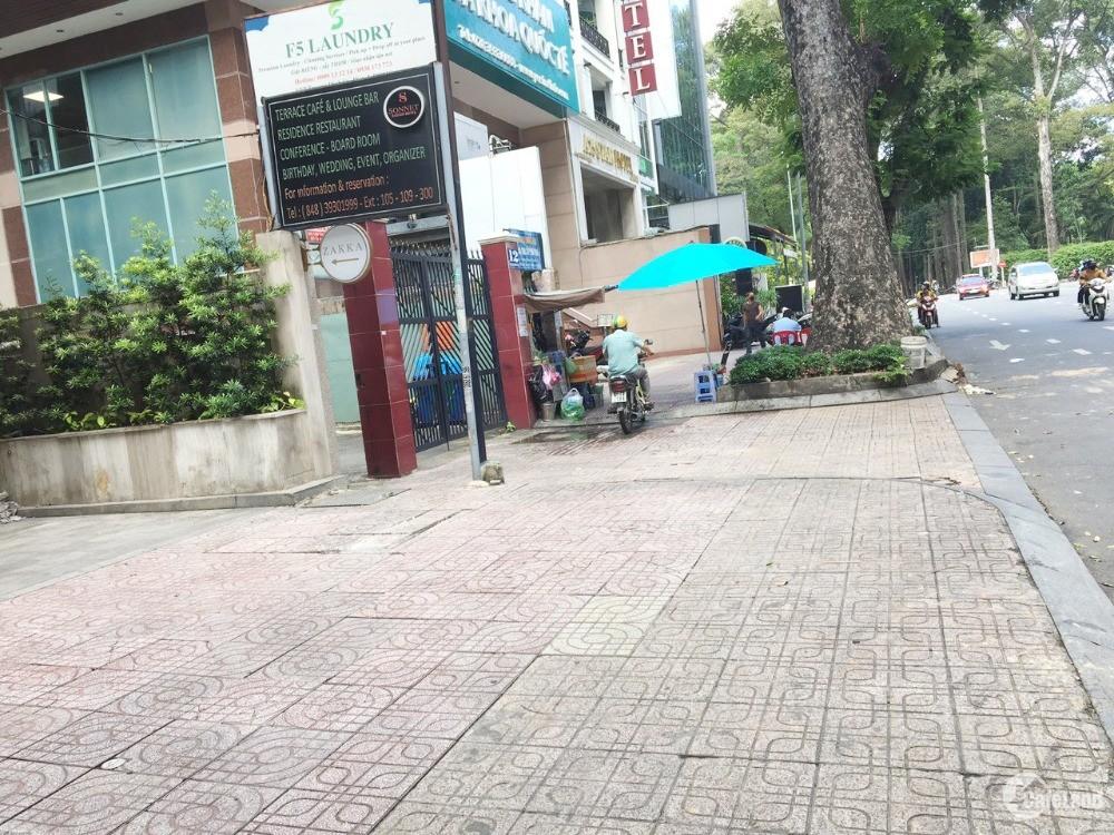 Cho thuê toà nhà Mặt Tiền - Quận 3 - 14 Trương Định