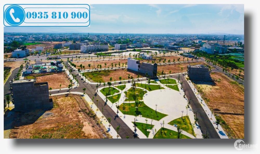 Đất trung tâm thị xã An Nhơn - sổ đỏ từng lô . 17tr/m2