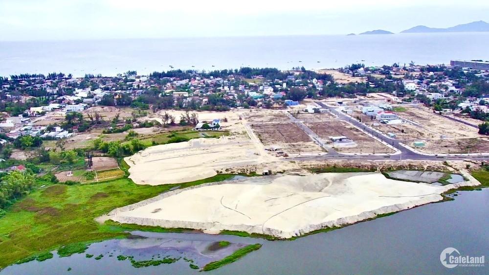 KĐT Coco Aqua Riverside view sông Cổ Cò nam Đà Nẵng giá rẻ đầu tư