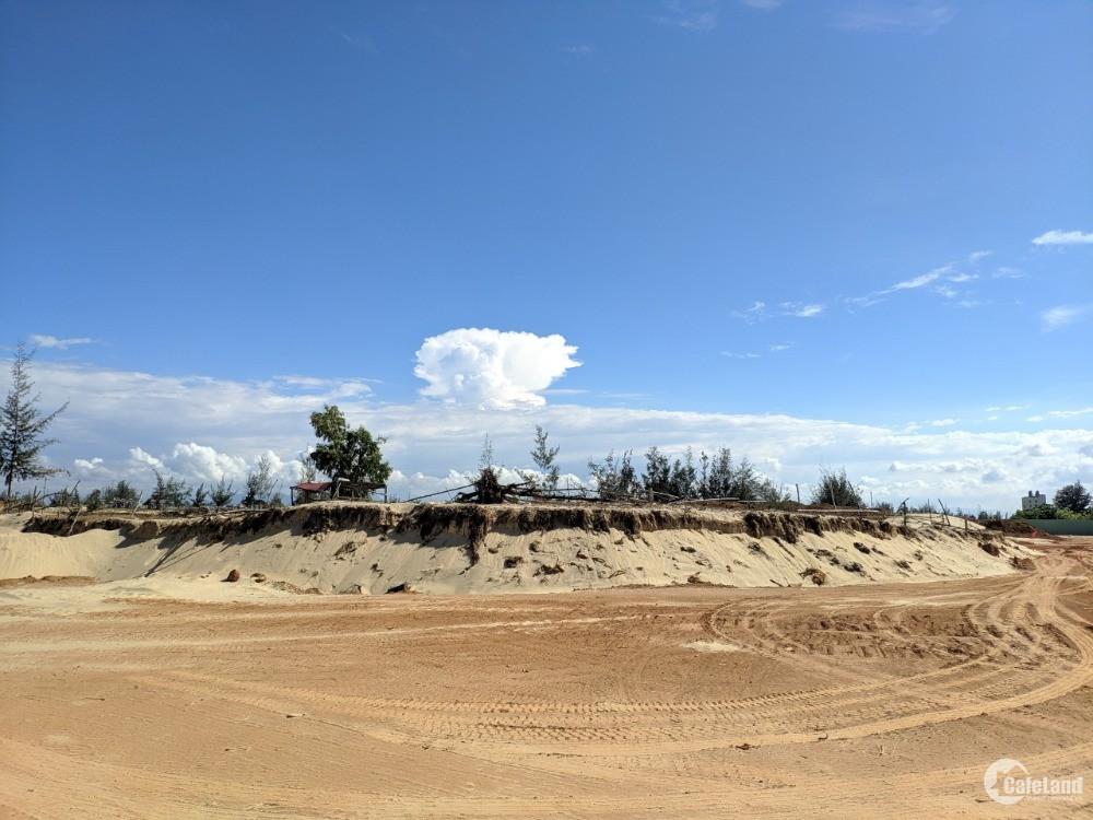 Thanh lý lô đất nền ven sông Cổ Cò, đầu tư ban đầu 340tr, trục đường 15m, lh 079