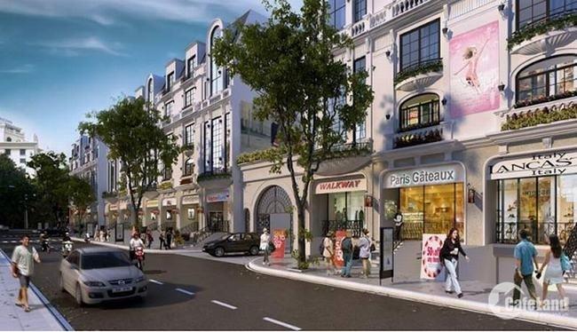 Đất Nền Shophouse Nam Đà Nẵng, Sổ Đỏ Từng Nền, giá đầu tư hấp dẫn chỉ 1tỷ4