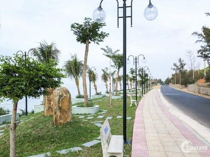 Đất nền biệt thự biển Sentosa Villas chỉ từ 16 TR/ m2, MT đường Huỳnh Thúc Kháng