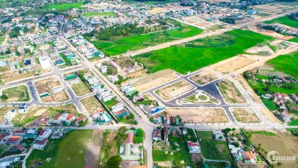Bán Đất nền trung tâm La Hà huyện Tư Nghĩa, đối diện với trường ĐH Kế Toán