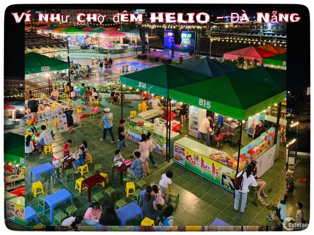 Tâm điểm thị xã An Nhơn - khu đô thị phố đêm Tân An