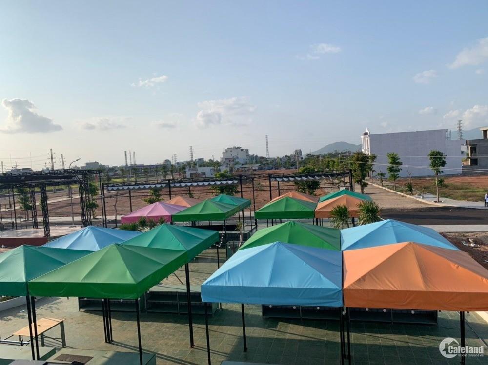 Chính thức mở bán khu đất nền chợ đêm Tân An - Bình Định