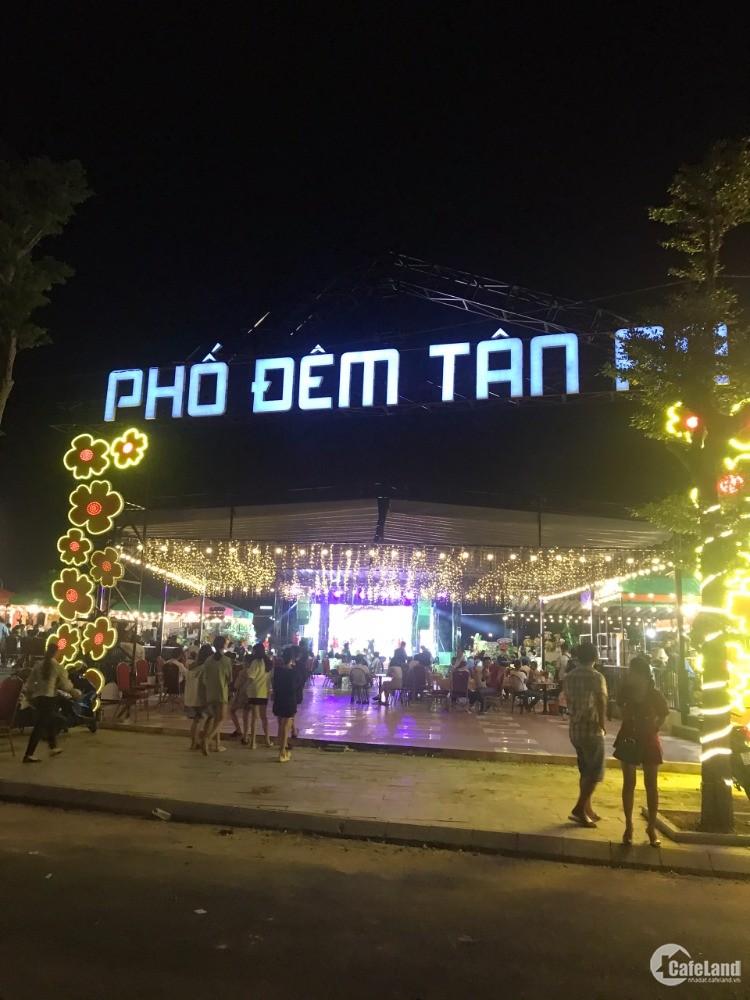 phố đêm Tân An nơi an cư - Tâm điểm đầu tư
