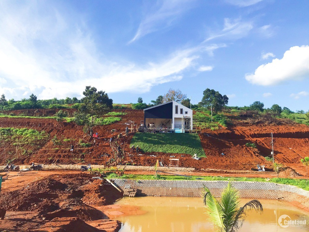 Đất nền MT đường QL20 ở Bảo Lộc giá chỉ 3,5tr/m2