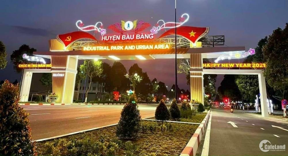 THE SUN BÀU BÀNG - ĐẦU TƯ THÔNG MINH