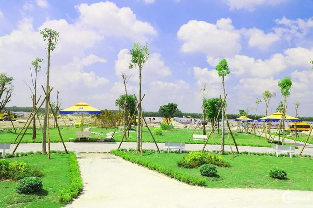 Đất Golden Future City, 80m2 700 triệu bao toàn bộ chi phí, gần KCN Bàu Bàng