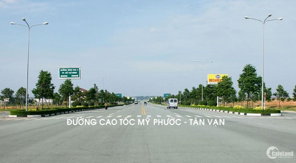 Bán Đất Trung Tâm Mỹ Phước 3 - Gía Thỏa Thuận
