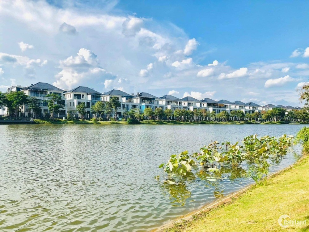 Mở bán lô biệt thự đồi đẹp nhất dự án Biên Hoà New City giá 20 triệu/m2, CK15%