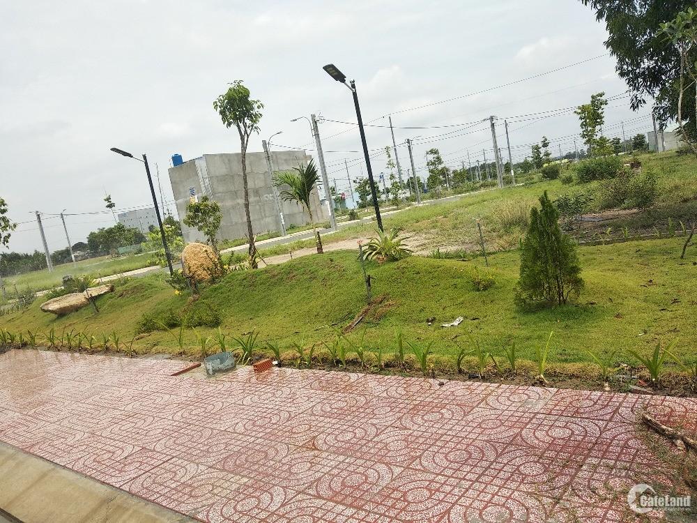Đất nền khu dân cư, khu công nghiệp Thuận Đạo, Cần Đước, Long An