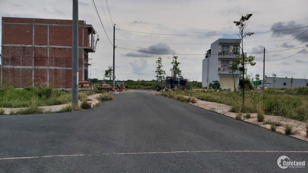 Bán đất Nam Phong Eco Town 90m2 850tr SHR, dân cư hiện hữu. LH Dũng xem đất