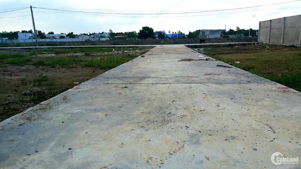 Bán đất Xã Tân Kim Cần Giuộc (4x12.5m) SHR giá 780tr. LH Dũng 0918.040.567