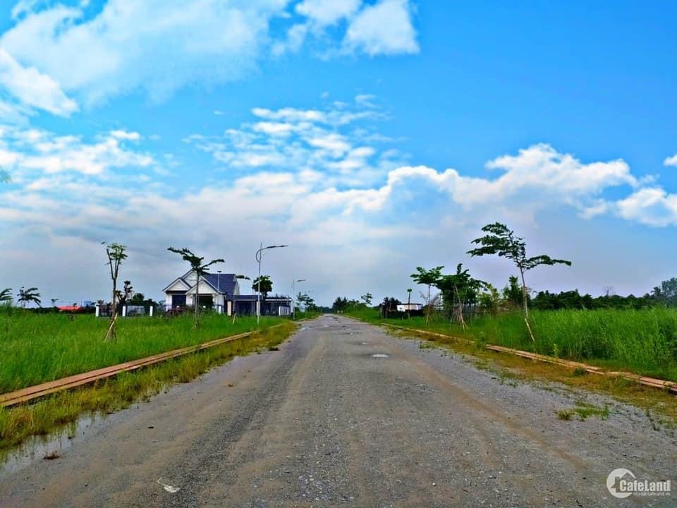 Bán cặp nền khu dân cư An Bình Tắc Cậu, đối diện trường học mới