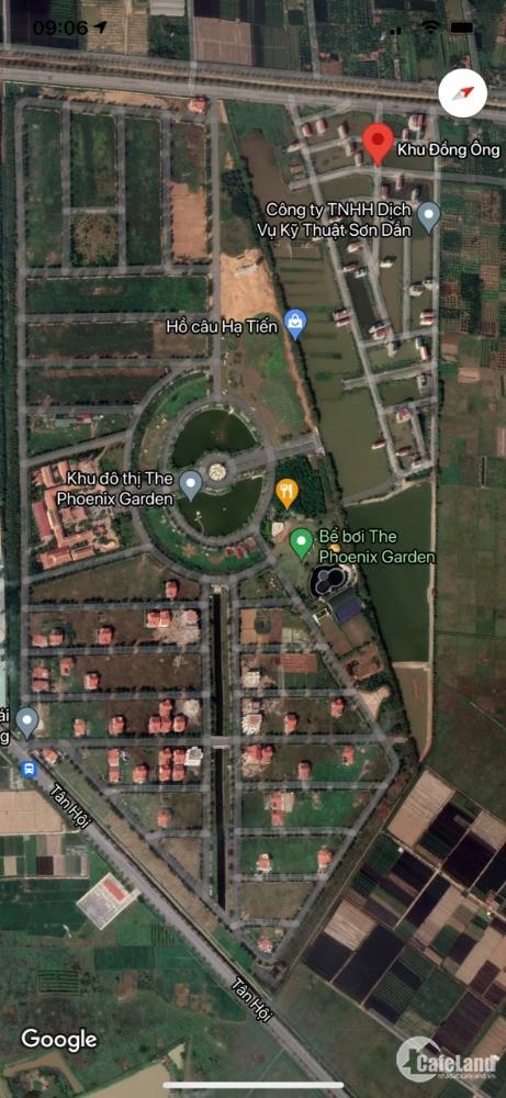 Bán 64m2 đất trục chính Đồng Ông, Đan Phượng, cách đường Tây Thăng Long 50m