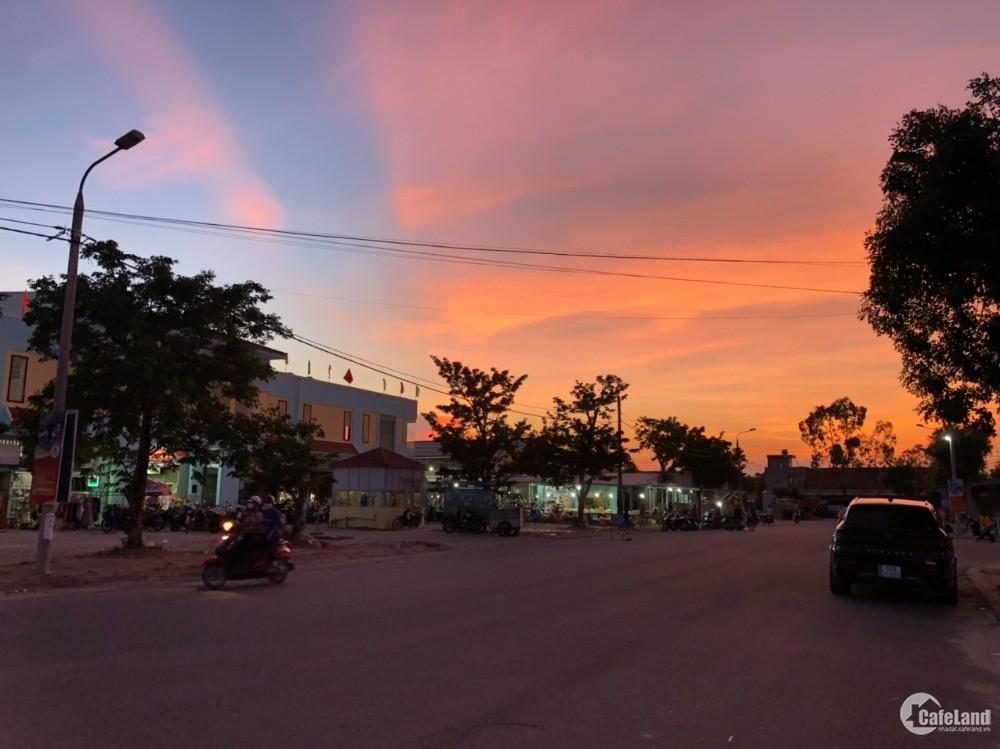 Mở bán dự án đất nền đã có sổ đối diện Chợ Đêm lớn nhất Điện Bàn
