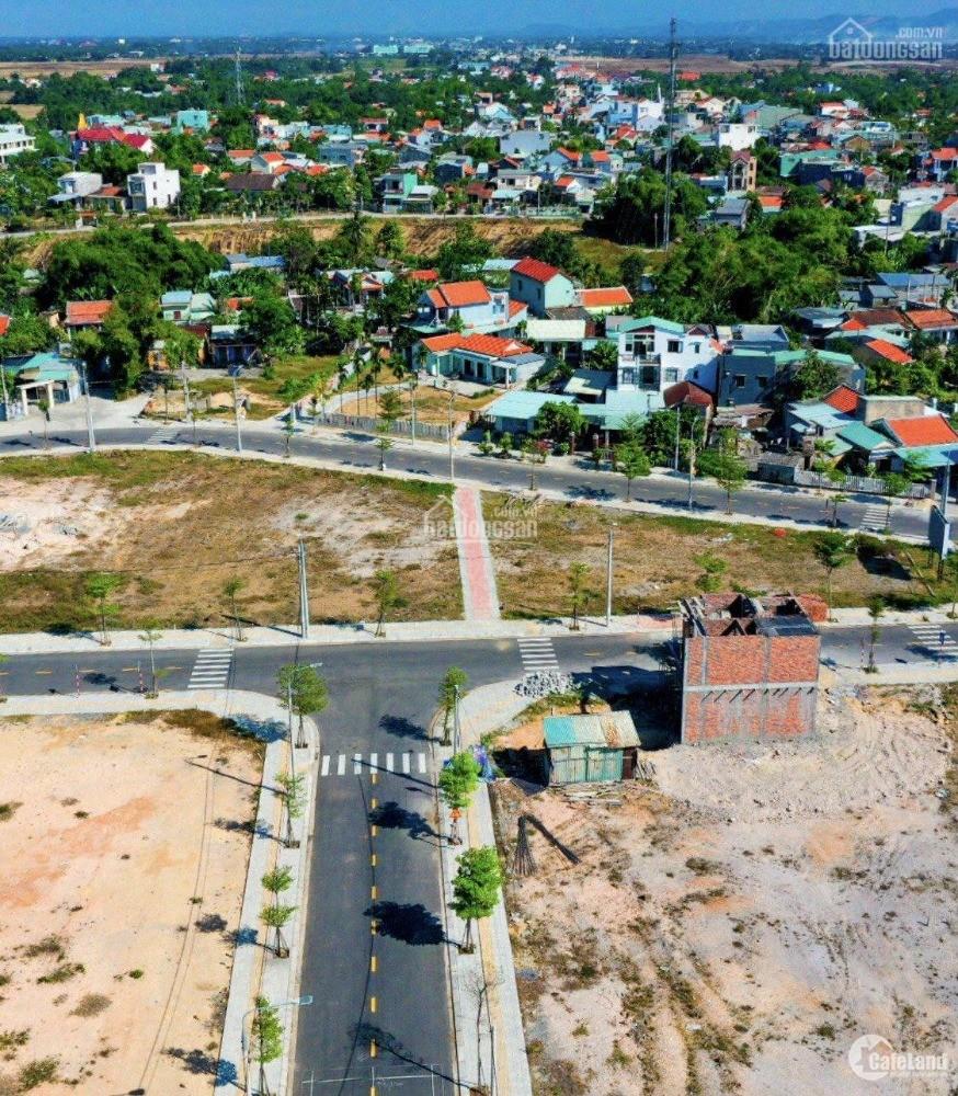 Cần bán đất mặt tiền đường, đường QL1 cổng chính của khu đô thị Điện Thắng.