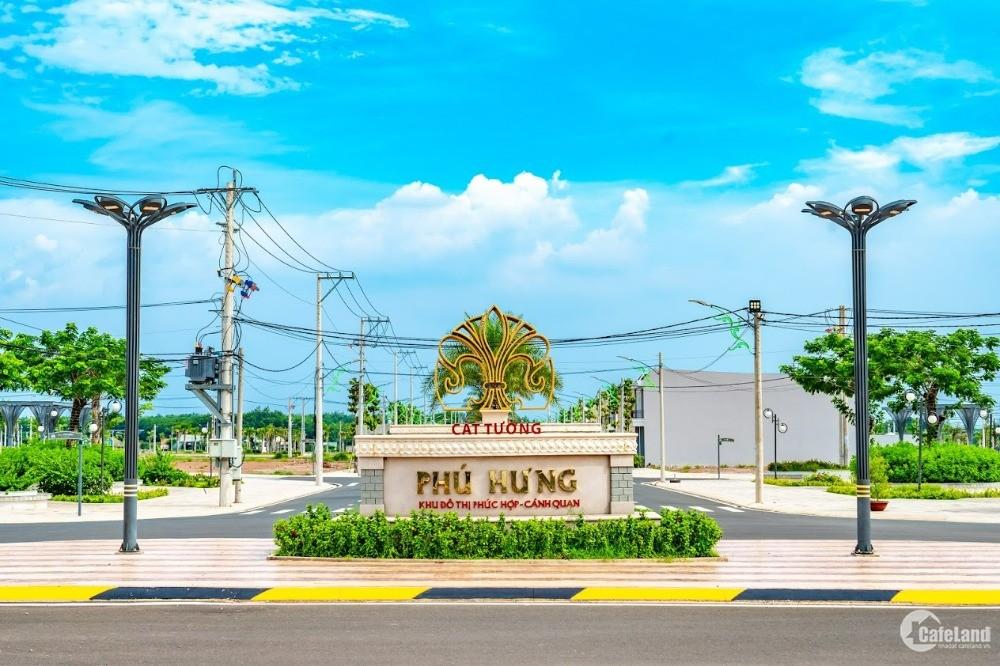 Nhận ký gửi mua bán đất Cát Tường Phú Hưng giá tốt nhất, bảng giá T7/2021