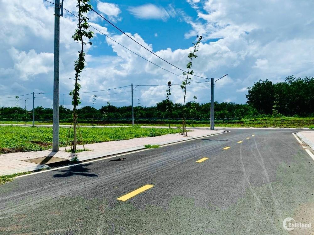 đất nền Trần Hưng Đạo TP Đồng Xoài DT 6x24 đường 13m Ck5% TT 40% 390tr nhân nền