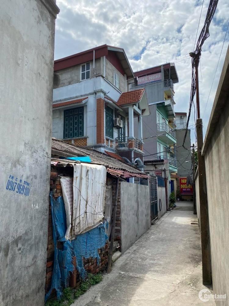 Bán đất Trâu Quỳ -TDP Đào Nguyên 72m2 View thoáng ,Yên tĩnh. 0982852808