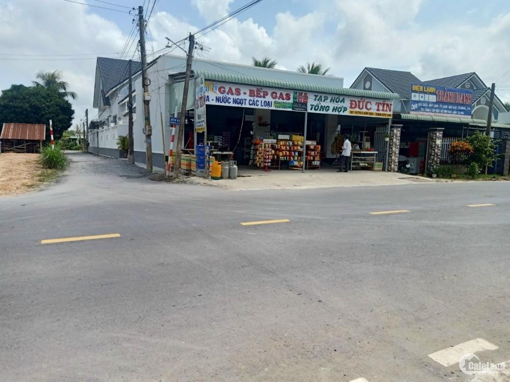 Đất thổ cư 100% ngay đường Hương lộ 1 Gò Dầu, Tây Ninh.