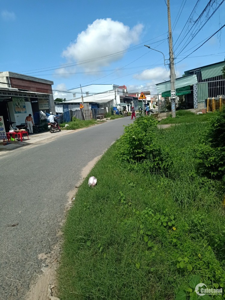 Đất gần bệnh viện Xuyên Á 1 xẹt đường dương văn nốt giá chỉ 330 triệu/ hết đất