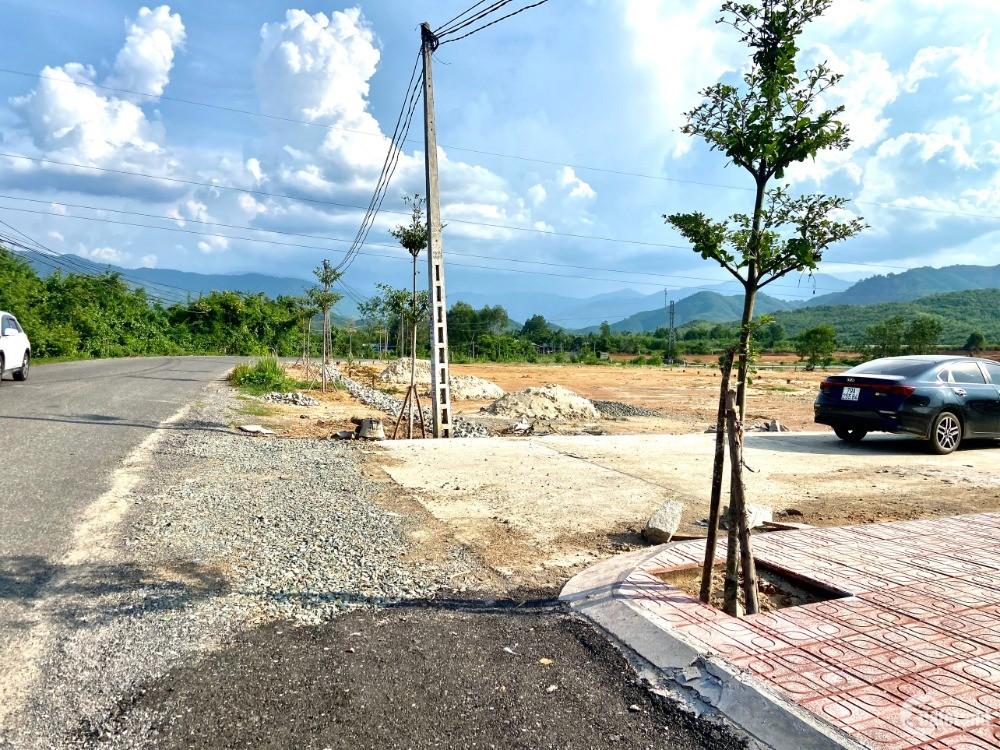 Bán đất nền cụm công nghiệp Sông Cầu Khánh Vĩnh