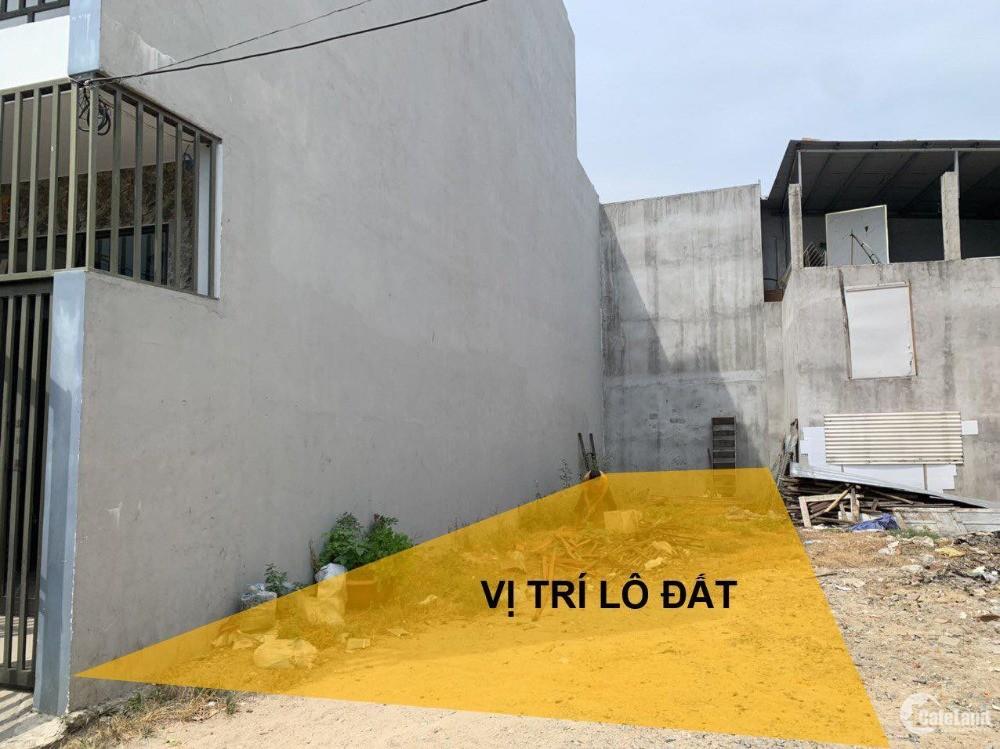 Bán đất kiệt 307 Tô Hiệu, vị trí trung tâm quận Liên Chiểu