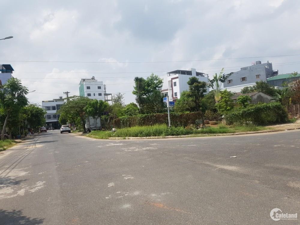 Cần bán đất lô góc đường Phú Xuân 6 vs 7 phường Hòa Minh, Liên chiễu