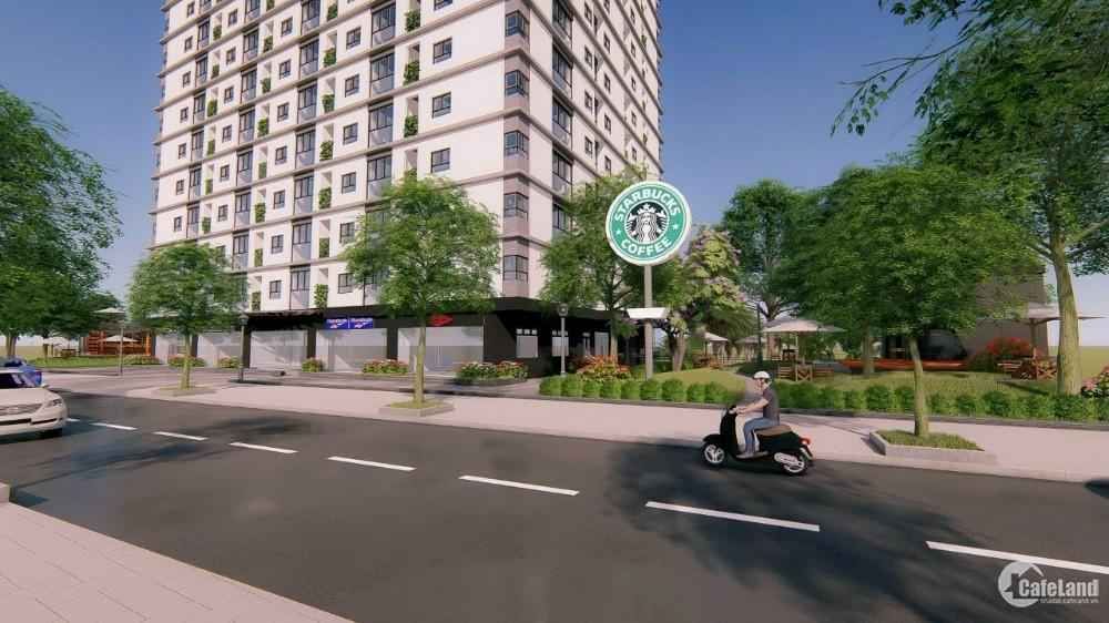 Chủ đầu tư còn vài căn Shophouse ngay mặt tiền đường Âu Cơ, Hòa Khánh Đà Nẵng