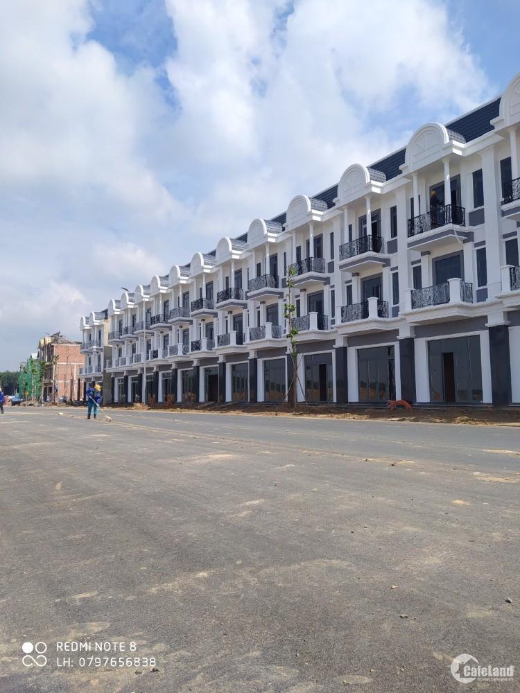 Nhà Xây Sẵn-  Đất nền- KĐT cách Sân bay Long Thành 2km - LH : 0385375115
