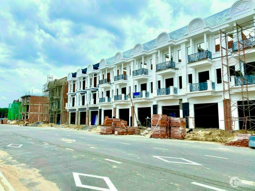 Bán đất liền kề khu tái định cư Bình Sơn, hỗ trợ ngân hàng 70%, thổ cư 100%