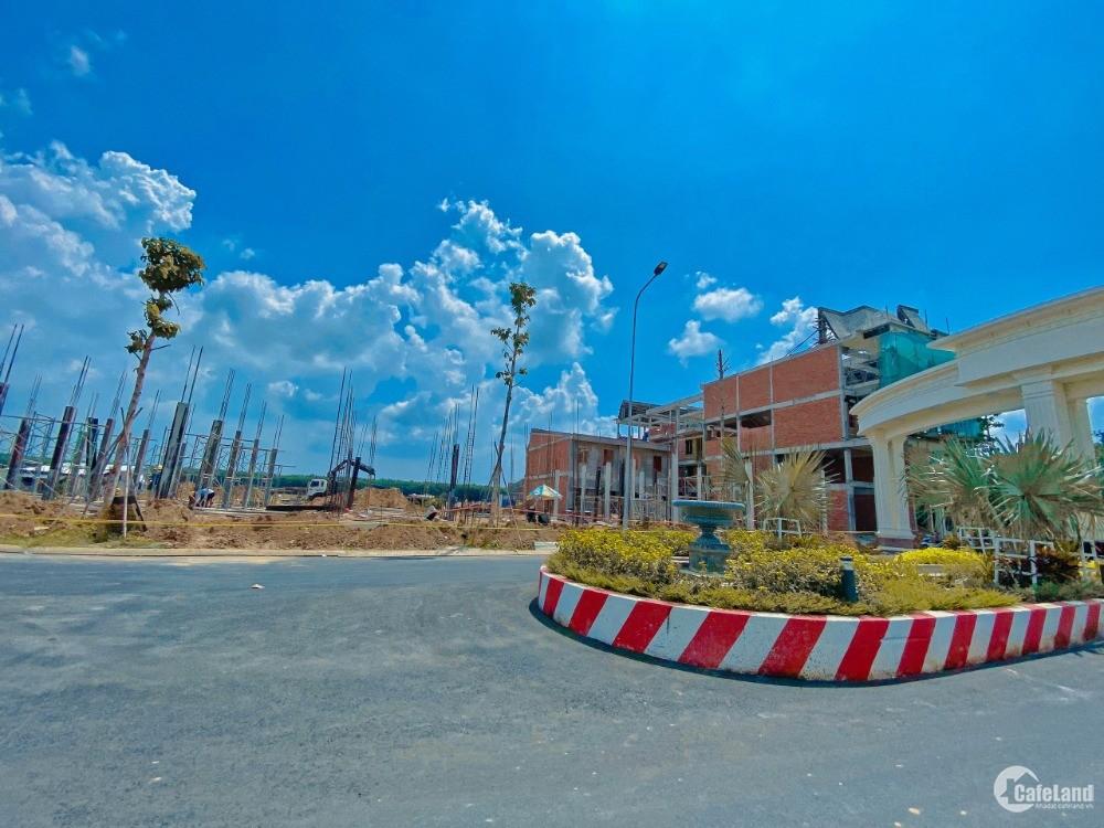 TT 539tr nhận đất nền liền kề khu tái định cư sân bay Long Thành
