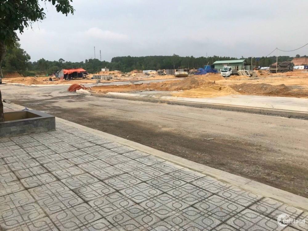 Chính chủ bán đất ngay nút giao cao tốc 319 qua Nhơn Trạch. Giá bán đầu tư.