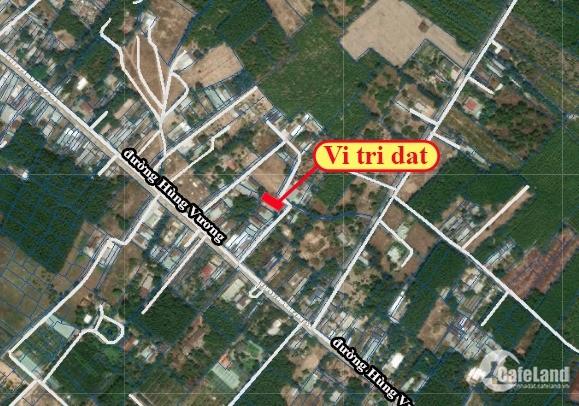 Đất Phước An Nhơn Trạch khu dân cư 1/ đường Hùng Vương Full Thổ cư chỉ 1  tỷ 250