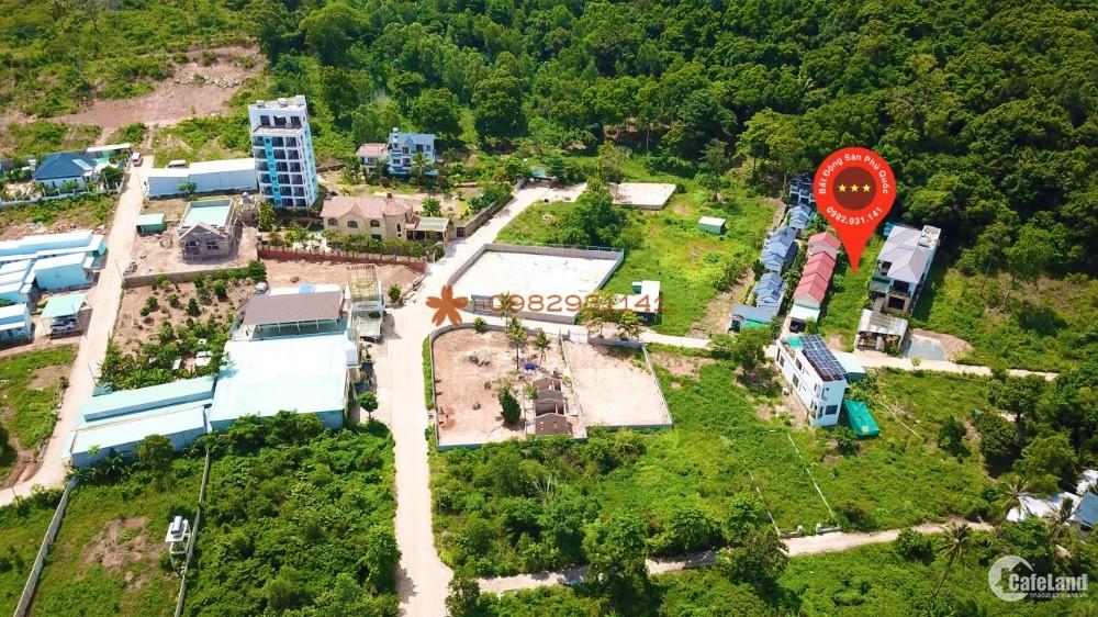 Cần bán mảnh đất xây bungalow hướng biển tại Trần Hưng Đạo TP Phú Quốc