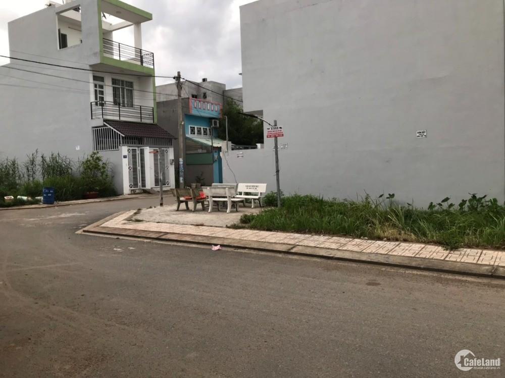 Đất đẹp góc 2 mặt tiền hẻm xe hơi, phường long trường, TP Thủ Đức