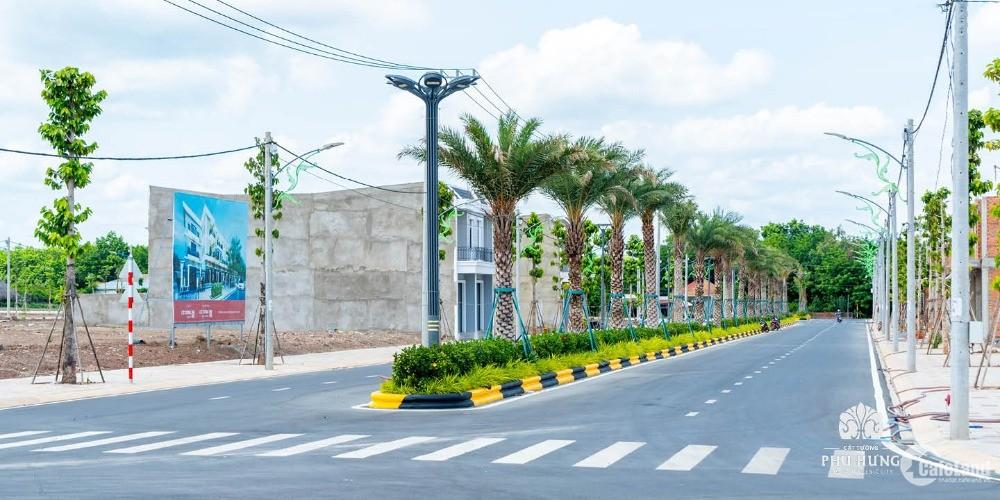 Bán Đất nền đường Quốc Lộ 1A, Lô Đôi 200m2 (10 x 20m), Sổ hồng chính chủ