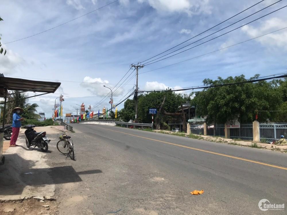Nền đất khu du lịch tâm linh Thoại Sơn An Giang