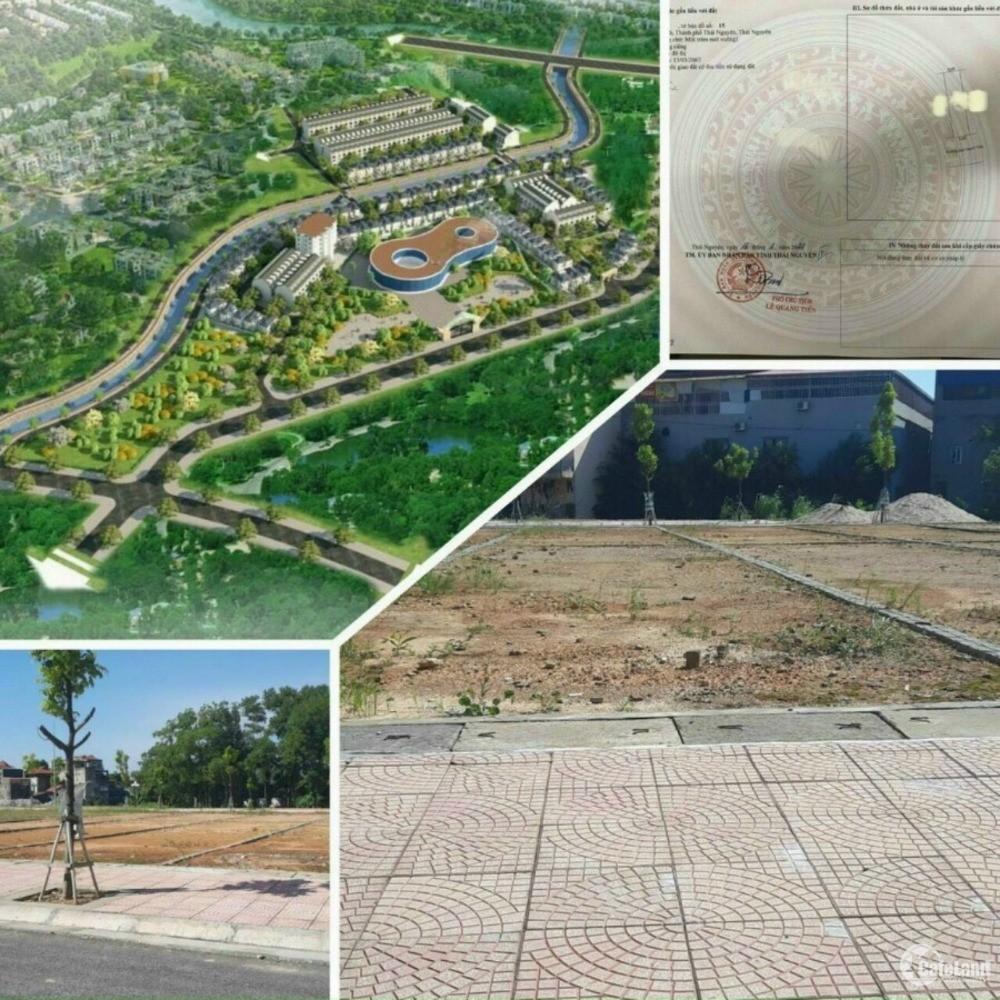 Mỏ Bạch center hills đất nền trung tâm thành phố Thái Nguyên