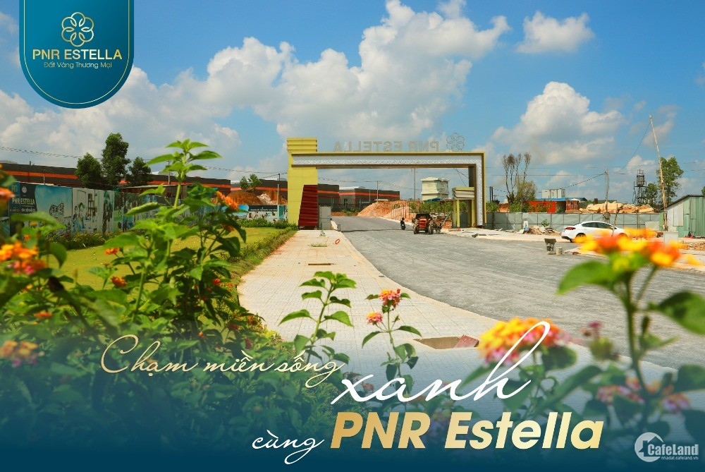 Bán 2 lô đất suất nội bộ khu đô thị Estella!