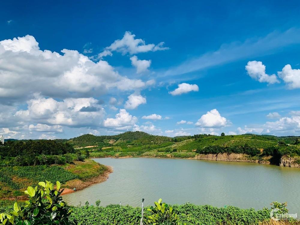 Đất view sông Đa Nhim, gần sân bay Liên Khương
